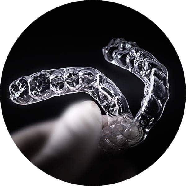 Clear Denture Aligner